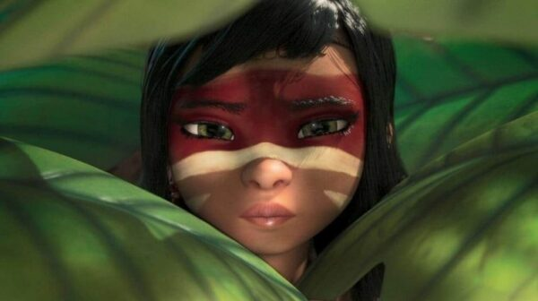 Ainbo, princesse d'Amazo