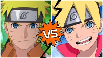 Sondage : tu préfères l'anime Naruto ou Boruto ?