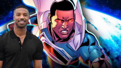 Michael B. Jordan développe une mini-série sur Superman Noir