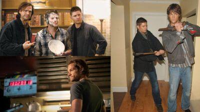 Supernatural : 10 photos de coulisses qui vont vous rendre nostalgiques