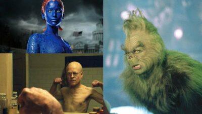 10 des transformations les plus longues des acteurs de cinéma