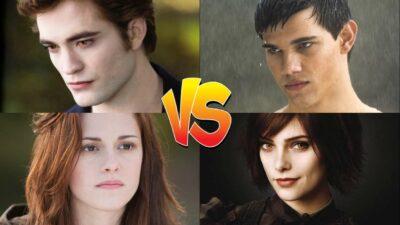 Sondage : matches ultimes, tu sauves qui entre ces persos de Twilight ?