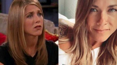 Friends : un sosie de Jennifer Aniston imite Rachel et fait le buzz sur TikTok
