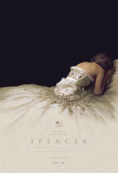 Spencer affiche du film