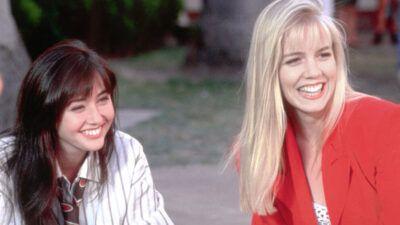 Beverly Hills 90210 : Jennie Garth raconte s'être (presque) battue avec Shannen Doherty sur le tournage