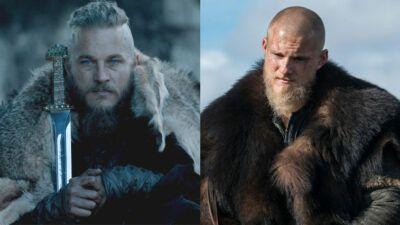 Sondage : qui est le véritable héros de Vikings, Ragnar ou Bjorn ?