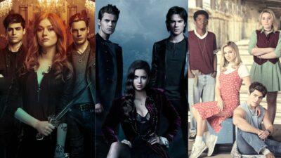 10 séries à regarder si The Vampire Diaries vous manque