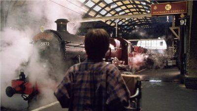 Harry Potter : préparez-vous à embarquer dans le Poudlard Express à la gare Saint-Lazare