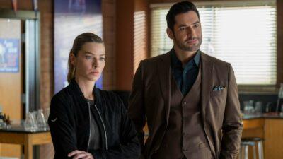 Lucifer : un film après la fin de la série ? Tom Ellis et Lauren German ne sont pas contre
