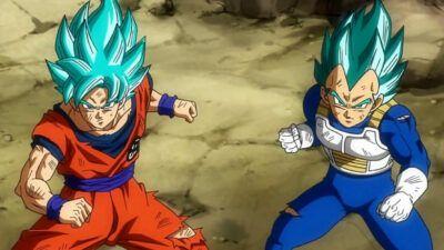 Quiz Dragon Ball Z : impossible d'avoir 10/10 à ce quiz sur le duo Goku et Vegeta