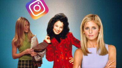 Friends, Buffy, Une Nounou D'Enfer : 5 comptes Instagram à suivre pour les fans de séries et de mode