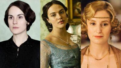 Sondage : quelle est ta sœur préférée entre Mary, Edith et Sybil dans Downton Abbey ?