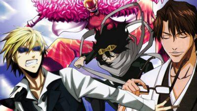 Sondage : Vote pour le plus stylé des personnages d'animes qui portent des lunettes