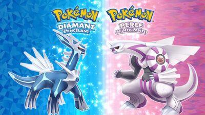 Pokémon : 5 infos à savoir sur les jeux Diamant Étincelant et Perle Scintillante