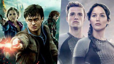 Quiz : cette réplique vient-elle d'Harry Potter ou d'Hunger Games ?