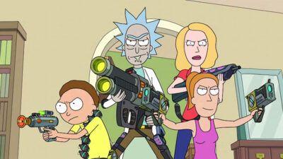Sondages : as-tu les mêmes goûts que les autres fans de Rick et Morty ?