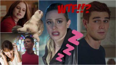 21 questions bêtes posées devant l'épisode 13 de la saison 5 de Riverdale