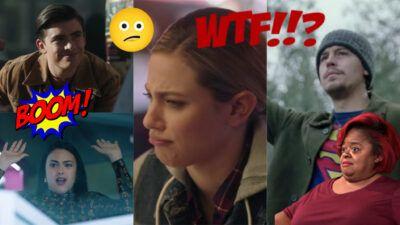 30 questions bêtes qu'on s'est posées devant les épisodes 11 et 12 de la saison 5 de Riverdale