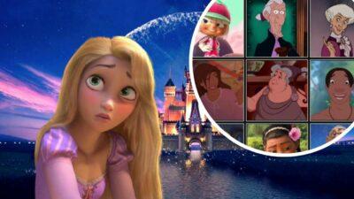 Seul un vrai fan de Disney saura retrouver ces personnages grâce à leur nom