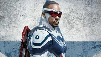Marvel: Anthony Mackie reprend le rôle de Captain America au cinéma