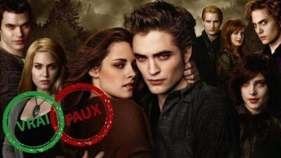 Twilight : seul un vrai fan aura 10/10 à ce quiz vrai ou faux sur les vampires de la saga