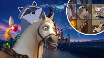 Quiz : seul un vrai fan saura retrouver ces compagnons Disney grâce à leur nom