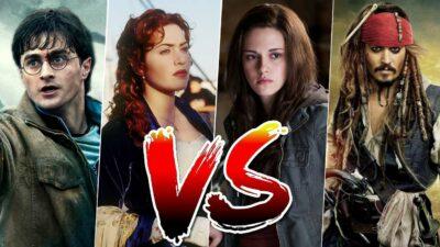 Sondage : matches ultimes, tu préfères qui entre ces persos principaux de films cultes ?