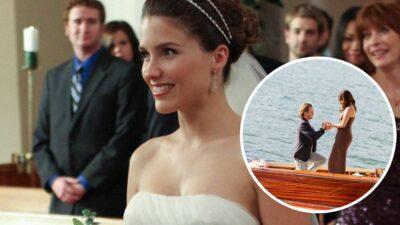 Les Frères Scott : jolie nouvelle, Sophia Bush (Brooke) vient de se fiancer