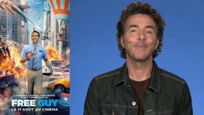 Free Guy : Shawn Levy, «C'est un grand spectacle fun, mais aussi très chaleureux et humain»[Interview]