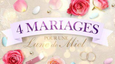 Quiz 4 mariages pour une lune de miel : organise ton mariage parfait, on t'attribuera une note