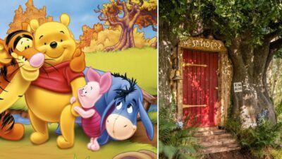Minute Cool : passe une nuit insolite dans la maison de Winnie l'Ourson grâce à Airbnb