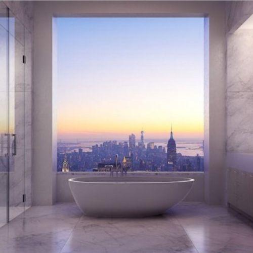 Un appartement en hauteur à New-York