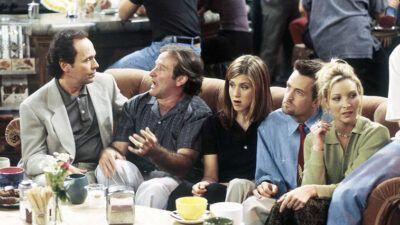 Friends : l'histoire insolite et drôle derrière l'apparition de Robin Williams dans la série