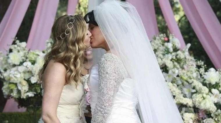 Callie et Arizon (Grey's Anatomy)