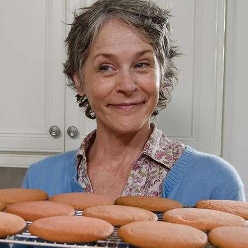 Des cookies de Carol (The Walking Dead)