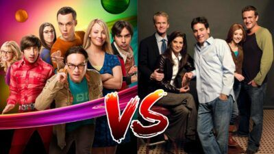 Sondage : le match ultime, tu préfères The Big Bang Theory ou How I Met Your Mother ?