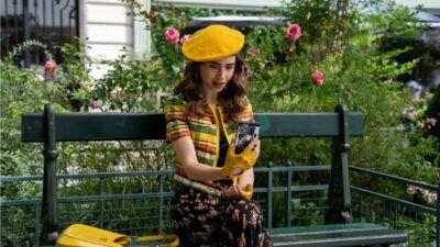 Emily in Paris saison 2 : exit Gabriel, Emily a un nouveau crush sur les premières photos