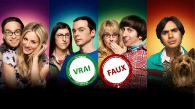The Big Bang Theory : impossible d'avoir 10/10 à ce quiz vrai ou faux sur la série