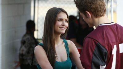 The Vampire Diaries : la créatrice de la série voulait à tout prix qu'Elena finisse avec Stefan