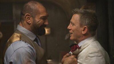 James Bond: Daniel Craig a cassé le nez de Dave Bautista sur le tournage de Spectre