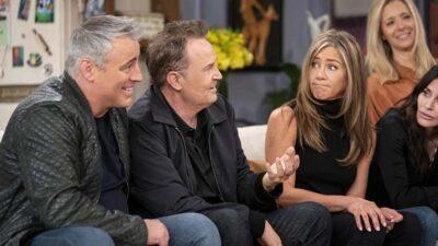 Friends : Jennifer Aniston raconte le tournage «difficile» et «mélancolique» de la réunion