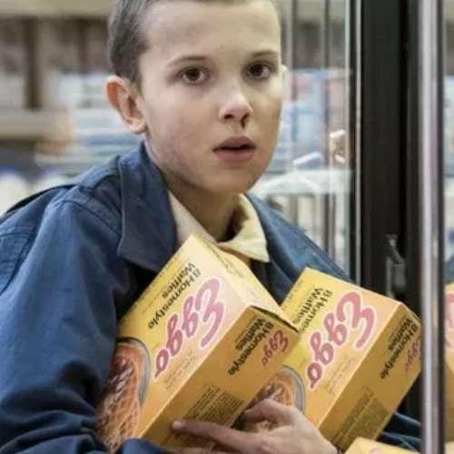 Les gaufres d'Eleven (Stranger Things)