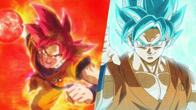 Sondage Dragon Ball Super : entre Super Saiyan God et Blue, quelle forme de Goku préfères-tu ?