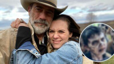 The Walking Dead : le saviez-vous ? Le fils de Jeffrey Dean Morgan et Hilarie Burton joue un zombie dans la série