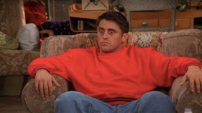 Friends : les 5 moments les plus drôles de Joey Tribbiani