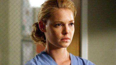 Grey's Anatomy : Katherine Heigl révèle la véritable raison de son départ de la série