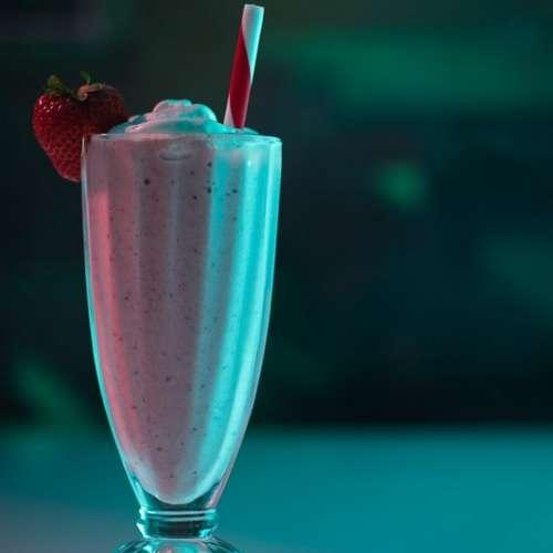 Un milkshake de chez Pop's (Riverdale)