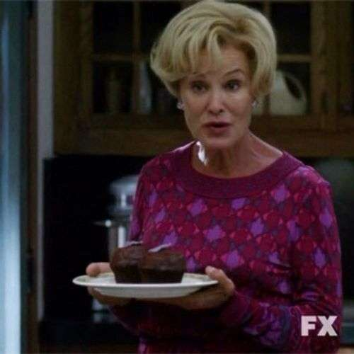 Des muffins de Constance (American Horror Story)