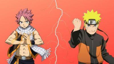 Quiz : cette réplique vient-elle de Naruto ou de Natsu de Fairy Tail ?