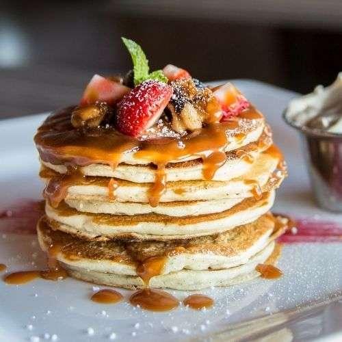 Gros petit-déjeuner